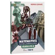 Matematica - exercitii, probleme si teste pentru clasa a VI-a - Monica Topana