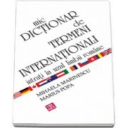Mic dictionar de termeni internationali