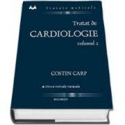 Costin Carp, Tratat de cardiologie - Volumul. 2