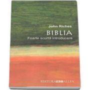 Biblia foarte scurta introducere