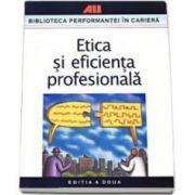 Etica si eficienta profesionala