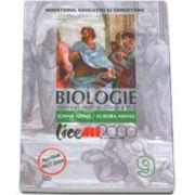 Biologie. Manual pentru clasa a IX-a (Ioana Arinis, Aurora Mihail)