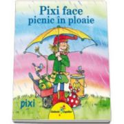 Pixi face picnic in ploaie