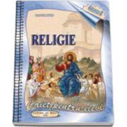 Caiet de religie, pentru clasa I (Camelia Muha)