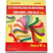Dorica Boltasu Nicolae, Teste pentru pregatirea evaluarii nationale limba romana si limba engleza PIRLS, pentru clasa a VI-a