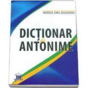Marius Emil Dulgheru, Dictionar de Antonime