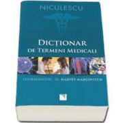 Harvey Marcovitch, Dictionar de termeni medicali