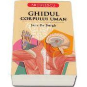 Jane De Burgh, Ghidul corpului Uman - Editie color