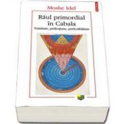 Moshe Idel, Raul primordial in Cabala. Totalitate, perfectiune, perfectabilitate