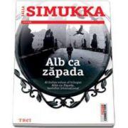 Salla Simukka, Alba ca zapada. Al doilea volum al trilogiei Alba-ca-zapada, besteller international
