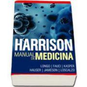 Harrison - Manual de medicina (Dan L. Longo)