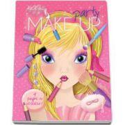 Make-up Party - Contine 4 pagini cu abtibilturi (Eleonora Barsotti)
