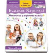 Elena Stefanescu, Evaluare Nationala - Matematica si explorarea mediului, pentru clasa a II-a