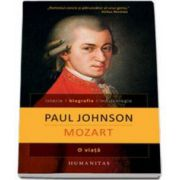 Paul Johnson, Mozart. O viata