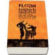 Platon. Dialoguri socratice