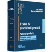 Ion Neagu, Tratat de procedura penala. Partea speciala. Editia a II-a - In lumina noului Cod de procedura penala (Actualizat la 1 martie 2015)