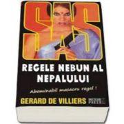 Regele nebun al Nepalului - Colectia SAS 129