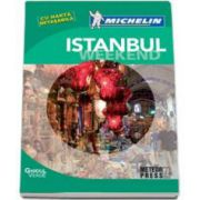 Ghidul Michelin Istanbul Weekend - Contine harta detasabila (Michelin)