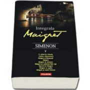 Georges Simenon, Integrala Maigret. Volumul V