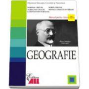 Geografie. Manual pentru clasa a XII-a (Dorina Cheval)