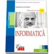 Informatica manual pentru clasa a XII-a - Mariana Pantiru