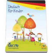 Manuela Tomuta, Deutsch fur Kinder - Caiet de lucru pentru clasa pregatitoare