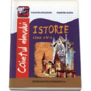 Caiet de istorie pentru clasa a IV-a (Balutoiu Valentin)