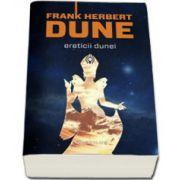 Frank Herbert, Ereticii Dunei (Editie, paperback)