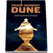Frank Herbert, Mantuitorul Dunei (Editie, paperback)