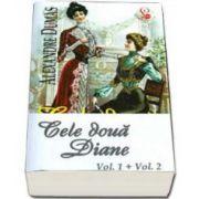 Alexandre Dumas, Cele doua Diane (2 volume)