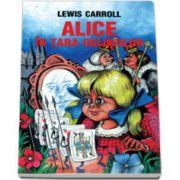 Alice in tara oglinzilor, Lewis Carroll, Cartex