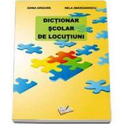 Adina Grigore, Dictionar scolar de locutiuni