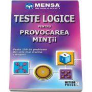 Teste logice pentru provocarea mintii - Mensa