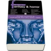 The Year's Best Fantasy And Horror. Vol 2