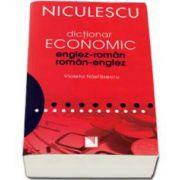 Dictionar economic Englez-Roman si Roman-Englez - Editie brosata (Violeta Nastasescu)