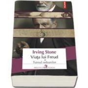 Irving Stone, Viata lui Freud volumul I - Turnul nebunilor