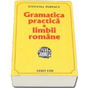 Stefania Popescu, Gramatica practica a limbii romane, cu o culegere de exercitii