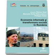 Rainer Neef, Economia informala si transformare sociala in Romania
