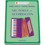 Metoda de acordeon - Iancu Misu, Petre Romea
