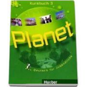 Planet 3 Kursbuch (B1). Manual de germana pentru clasa a 7-a - Deutsch fur Jugendliche