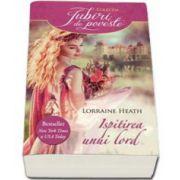 Lorraine Heath, Ispitirea unui lord