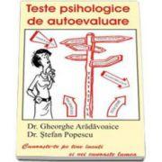 Gheorghe Aradavoaice, Teste psihologice de autoevaluare