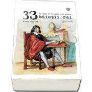 33 de lectii de filozofie de si pentru baietii rai (Colectia savoir-vivre)