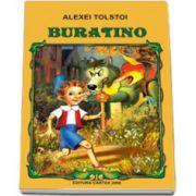 Buratino. Cheita de aur sau Minunatele patanii ale lui Buratino - Alexei Tolstoi