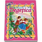 Degetica. Carte ilustrata, format 16, 5x23, 5 cm