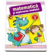 Matematica si explorarea mediului clasa I - Semestrul al II-lea (Arina Damian)