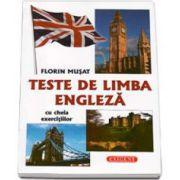 Florin Musat, Teste de limba engleza cu cheia exercitiilor