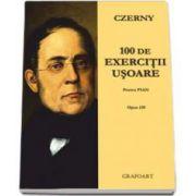 Carl Czerny - 100 de exercitii usoare pentru pian, opus 139