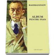 Serghei Rahmaninov, Album pentru pian