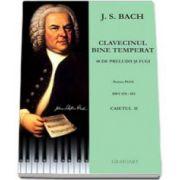 Johann Sebastian Bach, Clavecinul bine temperat. 48 de preludii si fugi pentru pian, BWV 870-893 (Caietul 2)
